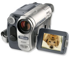 how to get jvc camcorder out of safeguard mode
