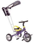 Huffy 10 Canopy Trike The Is Perfect For Parents Kids It Begins As A Learning With All Convenience Of Stroller Then Grows
